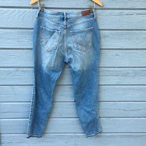 Hollister Jeans - NWOT! High Rise Super Skinny Crop
